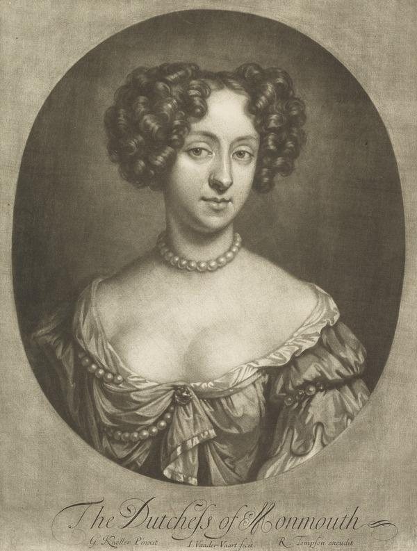 Anne Scott, 2nd Countess and 1st Duchess of Buccleuch, 1651 - 1732
