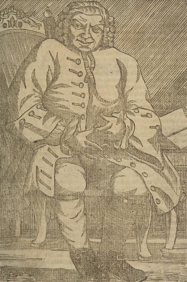 Simon Fraser, Lord Lovat, c 1667 - 1747. Jacobite