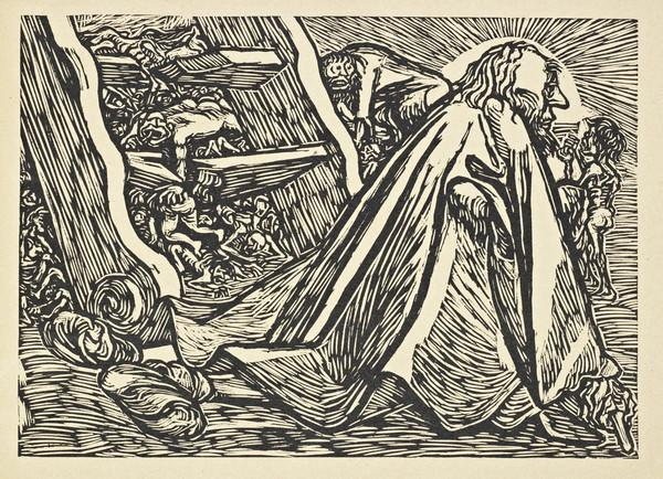 Die Wandlungen Gottes [The Changing Appearances of God] (1920 - 1922)