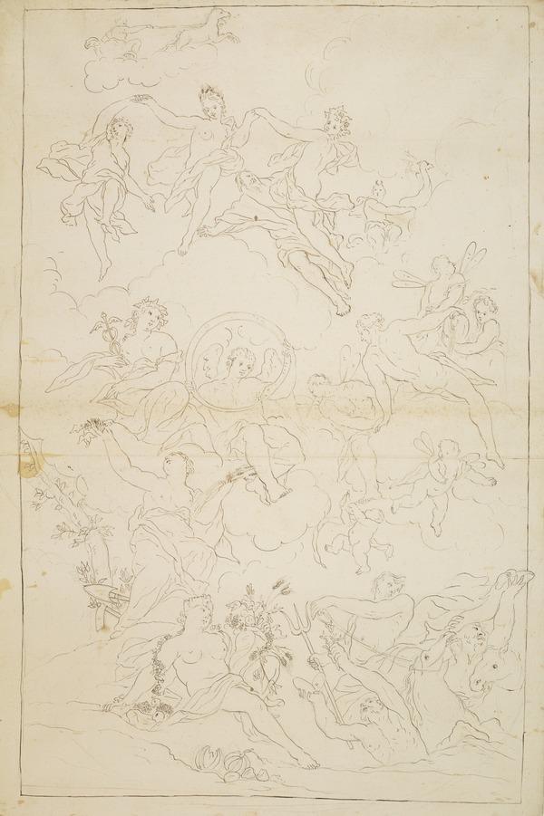 Poseidon, Jupiter, etc