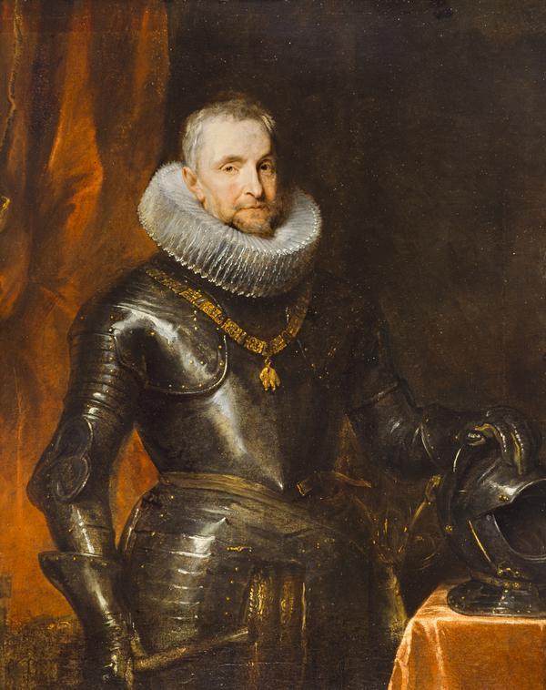 Marchese Ambrogio Spinola (1569 - 1630)