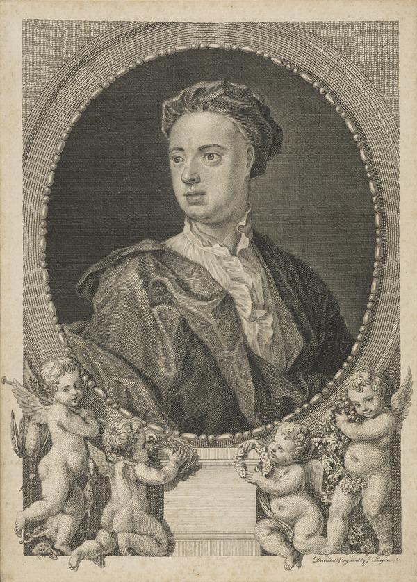 James Thomson, 1700 - 1748. Poet (1761)
