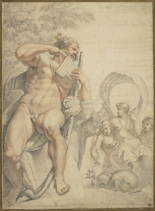Polyphemus and Galatea