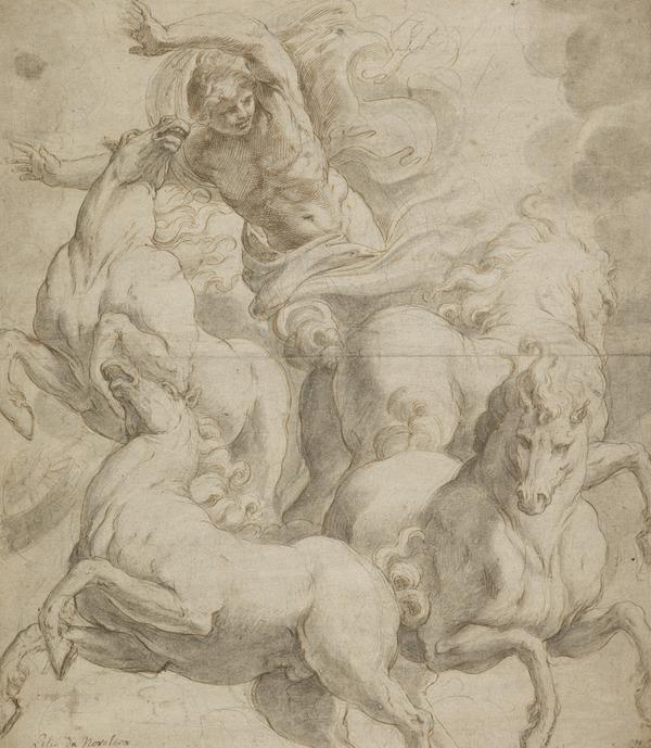 The Fall of Phaeton (About 1596 - 1600)