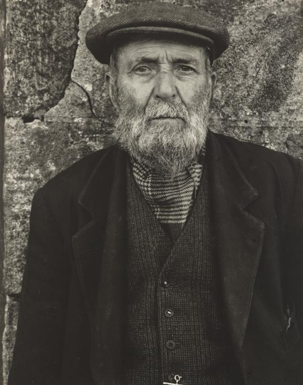 Norman Douglas, South Uist, Hebrides (1954)