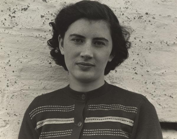 Peggy MacDonald, South Uist, Hebrides (1954)