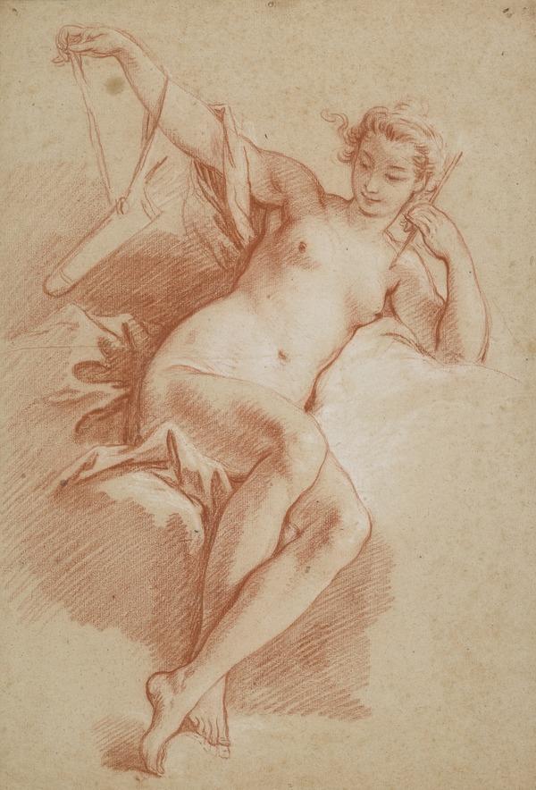 A Nymph (Diana)