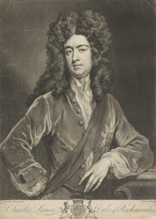 Charles Lennox, 1st Duke of Richmond, 1672 - 1723 [Doubtful ?]