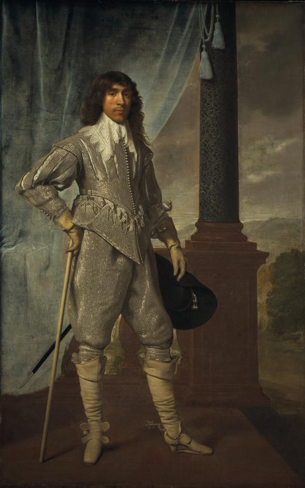 James Hamilton, 1st Duke of Hamilton, 1606 - 1649. Royalist (1629)