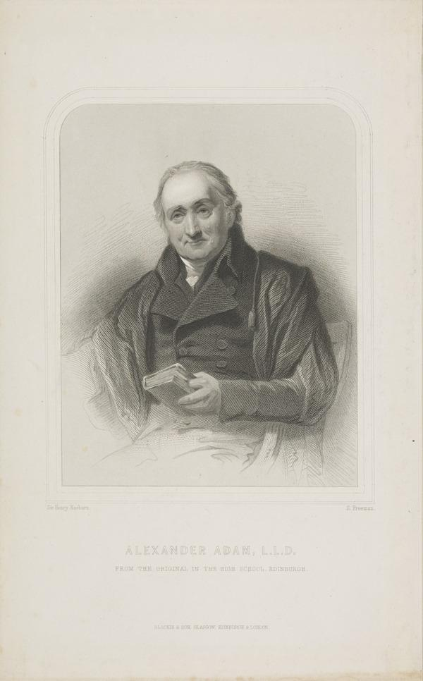 Sir William Macleod Bannatyne, Lord Bannatyne, 1743 - 1833. Scottish judge