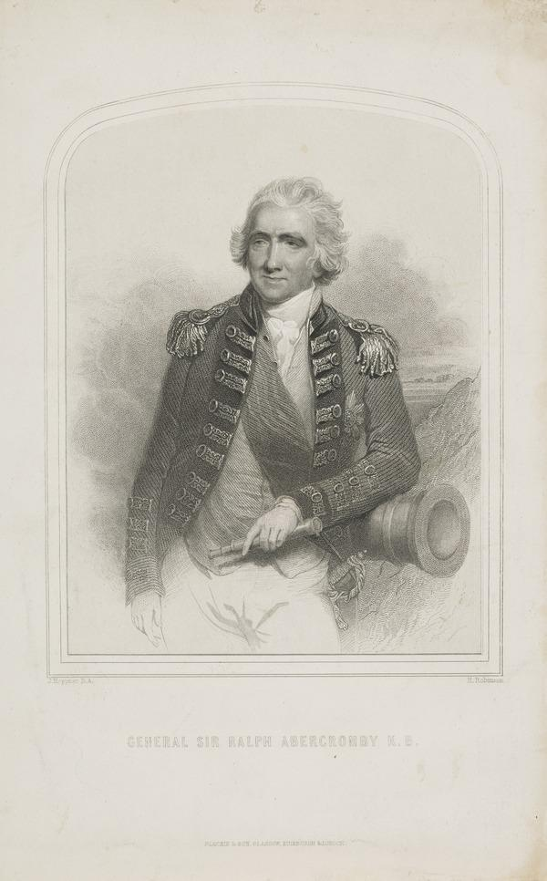 Sir Ralph Abercromby, 1734 - 1801. General