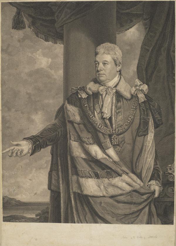 John Murray, 4th Duke of Atholl, 1755 - 1830