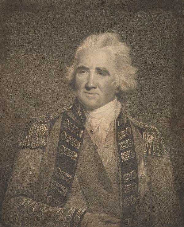 Sir Ralph Abercromby, 1734 - 1801. General (Published 1802)