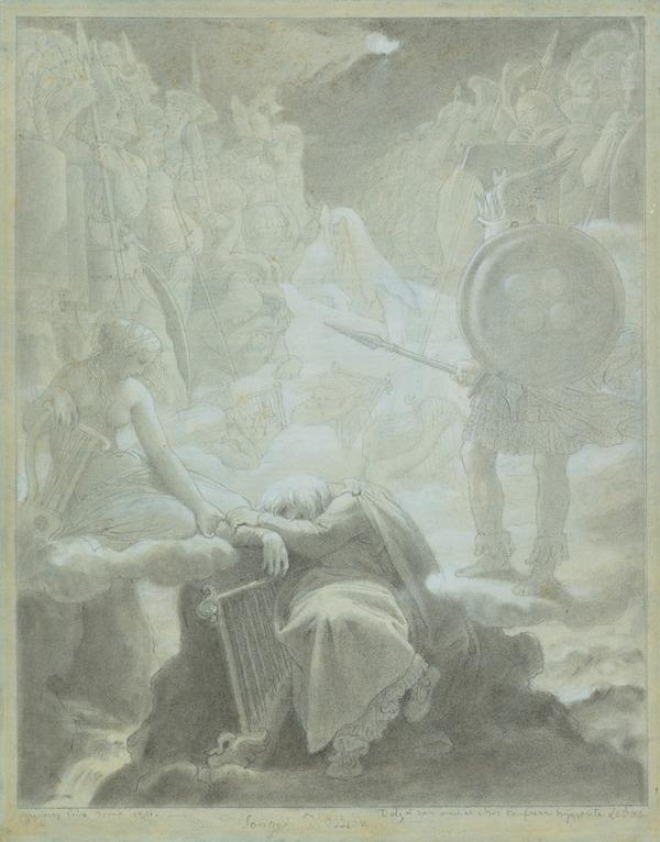 The Dream of Ossian (Dated 1811)