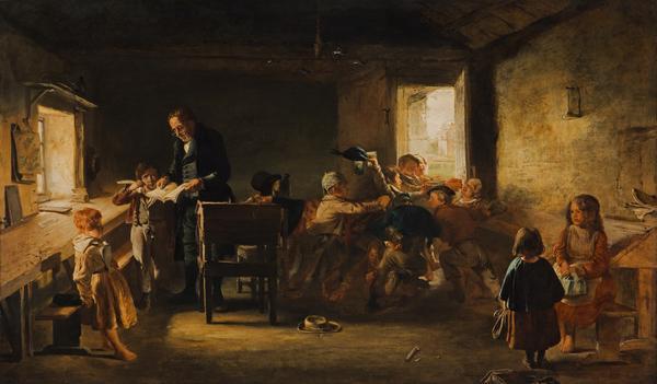 The Schule Skailin' (1846)