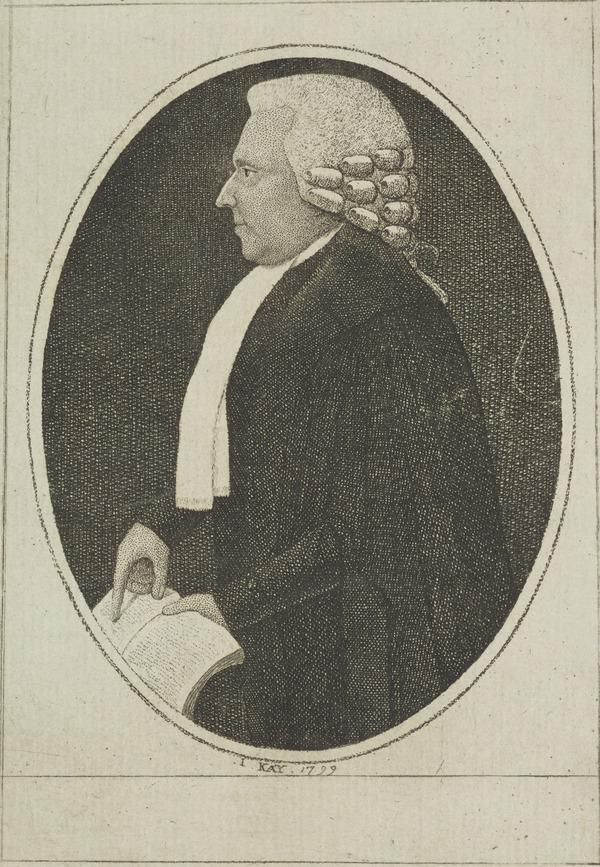 Robert Blair, Lord Blair, 1741- 1811. Lord President of the College of Justice (1799)