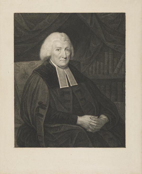 Hugh Blair, 1718 - 1800. Divine and author (Published 1802)