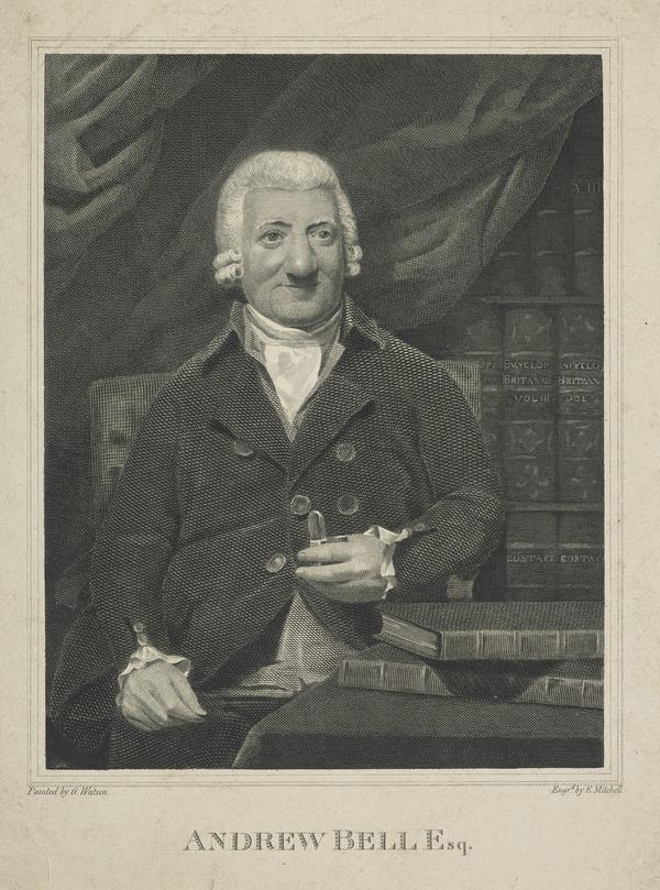 Andrew Bell, 1726- 1809. Engraver