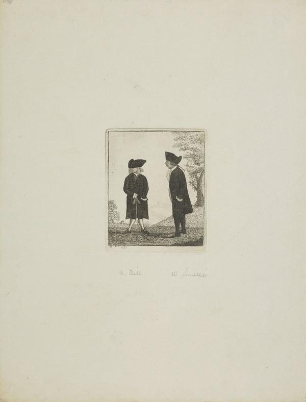 Andrew Bell, 1726- 1809. Engraver (with William Smellie) (Published 1838)