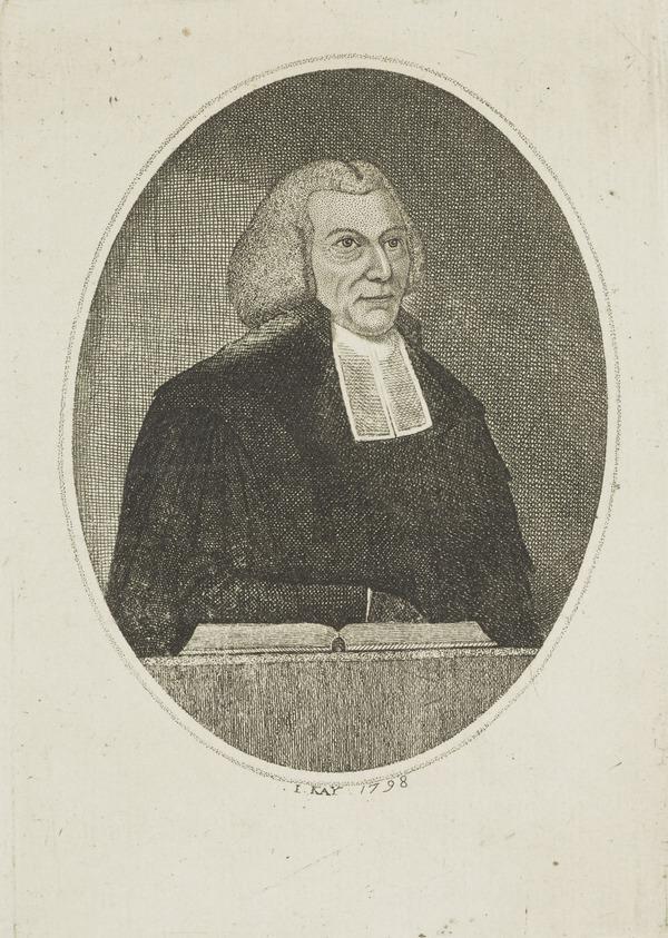 Hugh Blair, 1718 - 1800. Divine and author (1838)