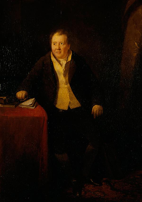 Archibald Constable, 1774 - 1827. Publisher (Painted 1813)