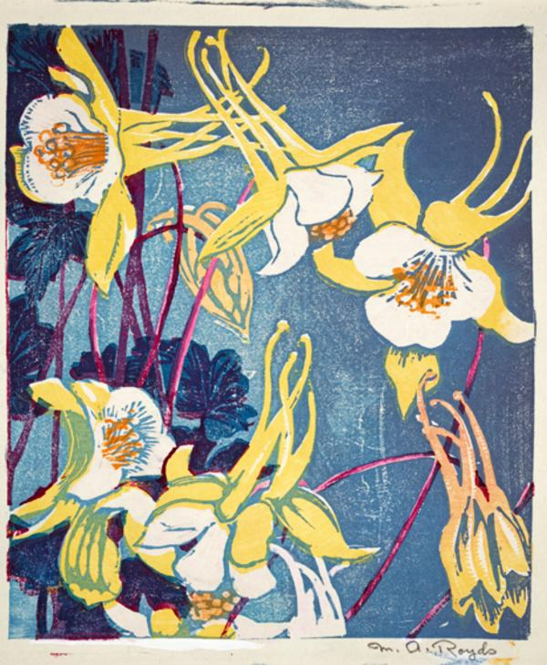 Columbines (About 1935)