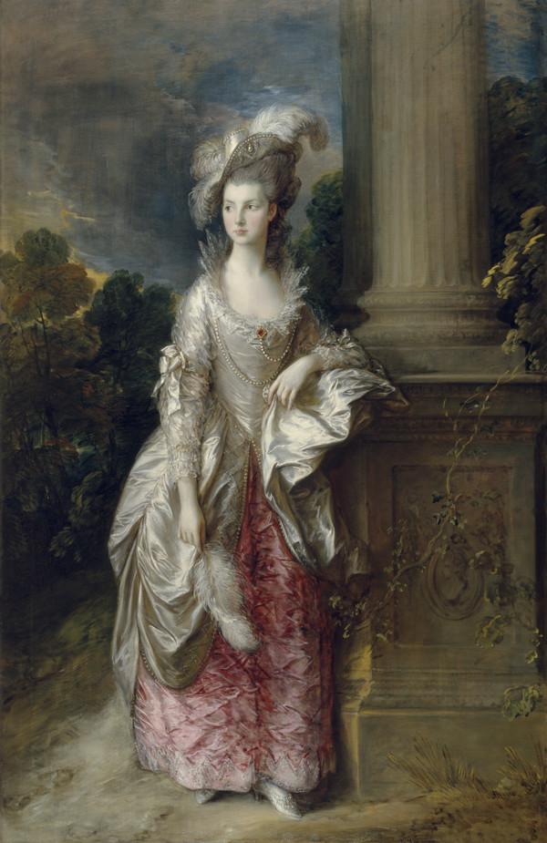 The Honourable Mrs Graham (1757 - 1792) (1775 - 1777)