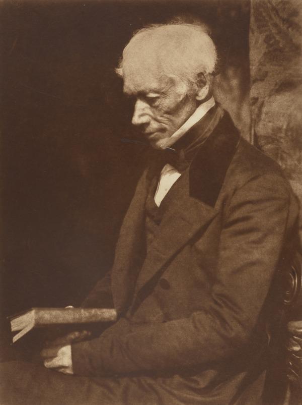 George Combe, 1788 - 1858. Phrenologist