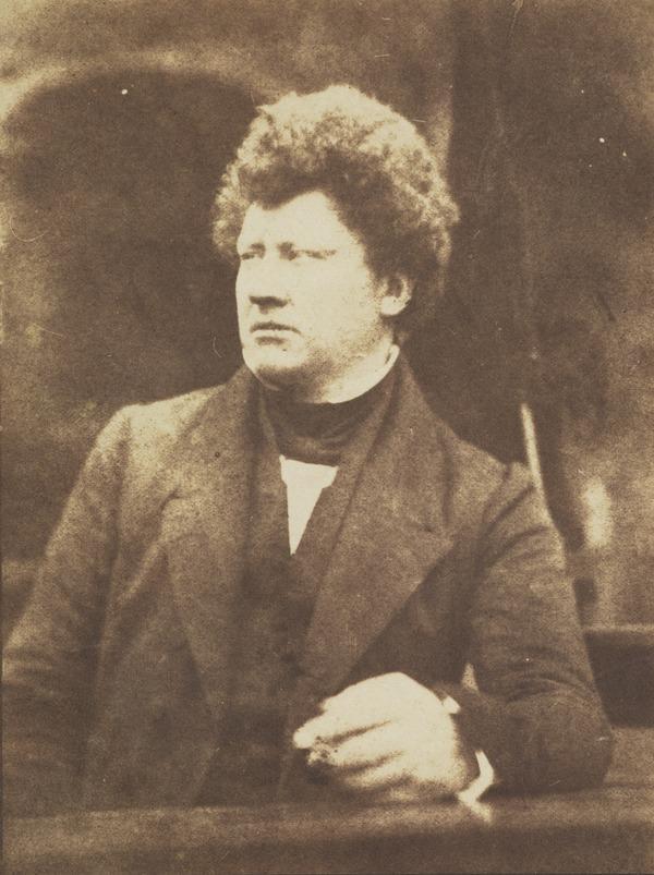 Rev. Dr William Cunningham, 1805 - 1861. Principal of New College, Edinburgh, 1847