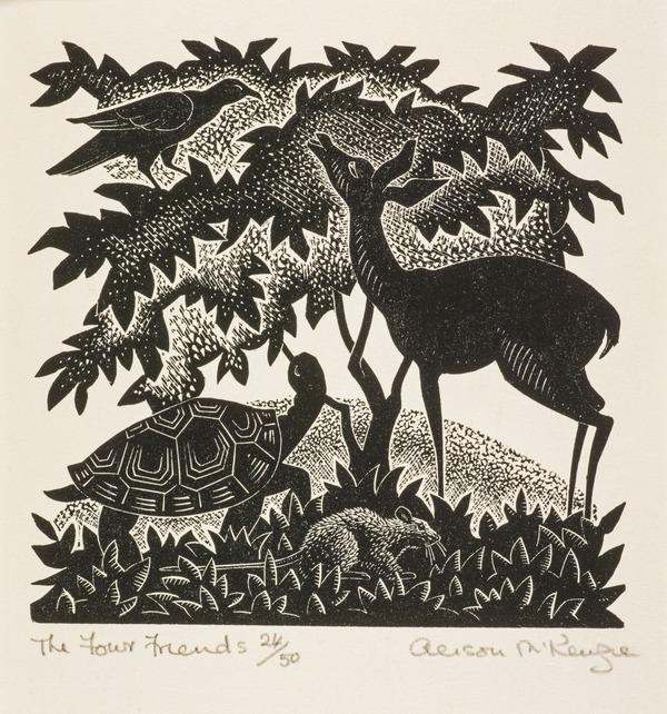 The Four Friends (for Aesop's Fables) (1936)