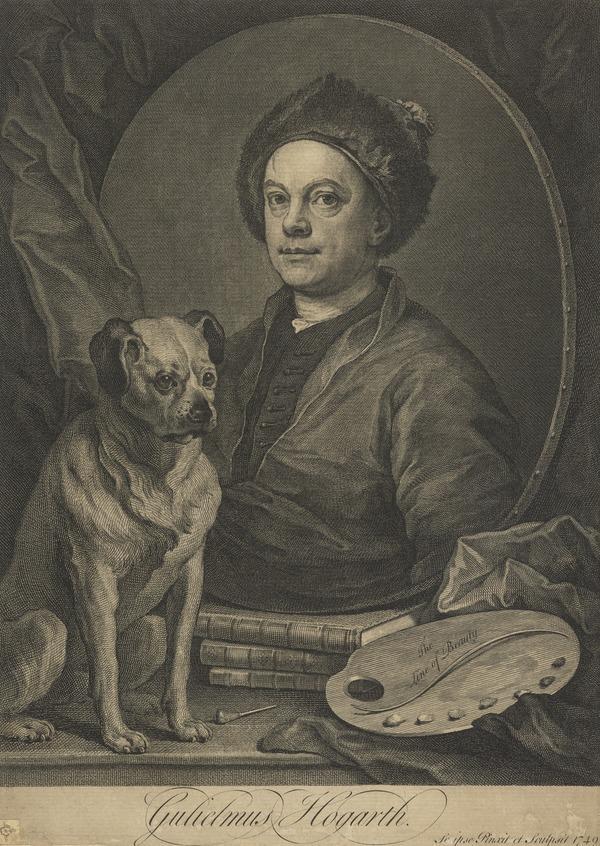 Gulielmus Hogarth (1749)