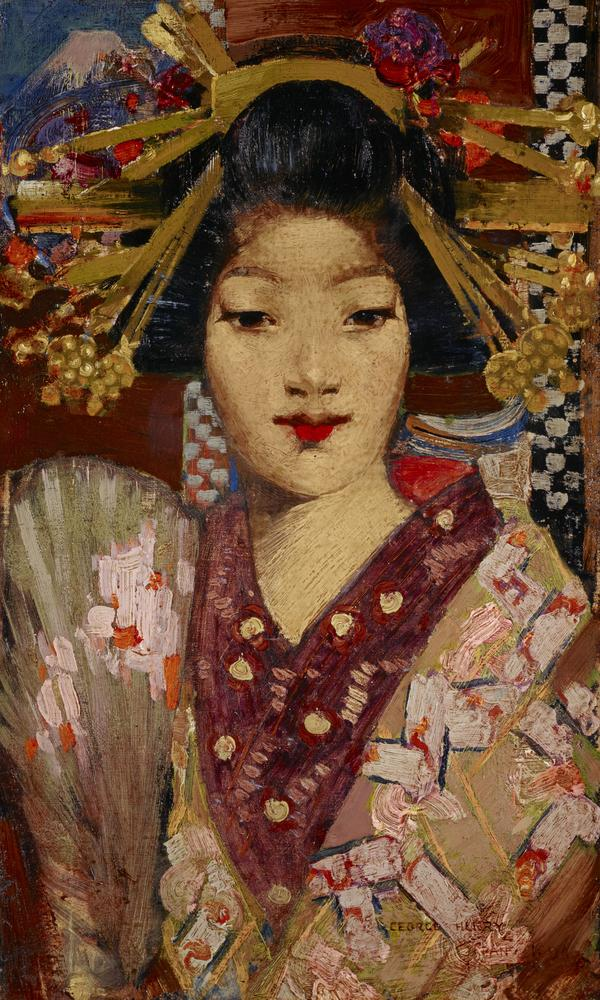 Geisha Girl (1894)