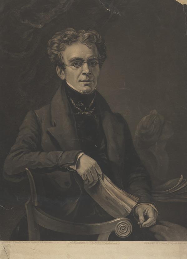 Unknown man (1838)