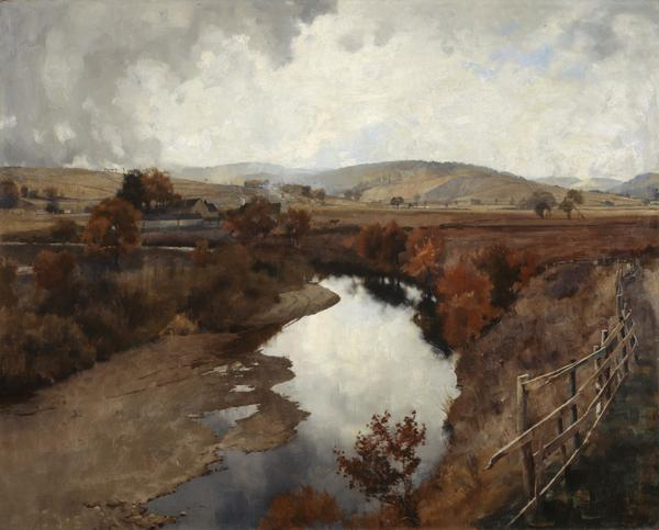 Autumn in Glencairn, Moniaive (1887)