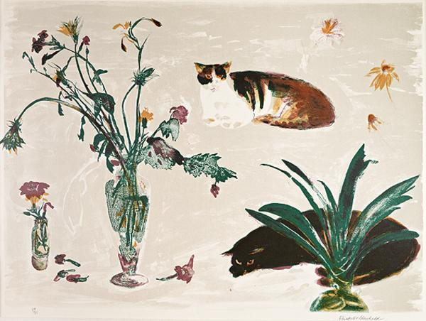 Cats and Flowers (1980)