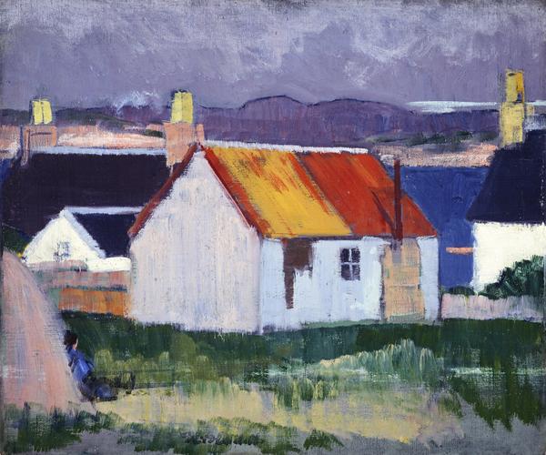 Iona Croft (mid-1920s)