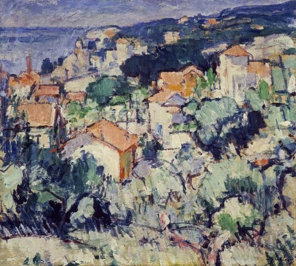 Landscape, South of France (About 1928)