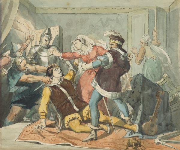 The Murder of Rizzio