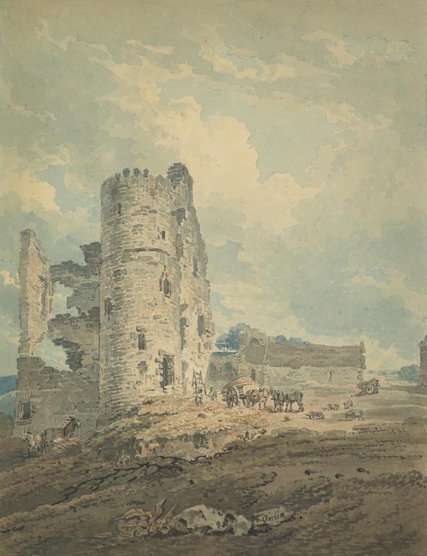 Kinloss Abbey, Elgin