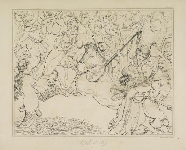 The Witch of Fife (Allardyce VII)