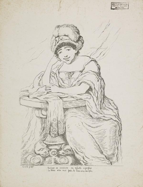 Madame de Stael (Allardyce I)