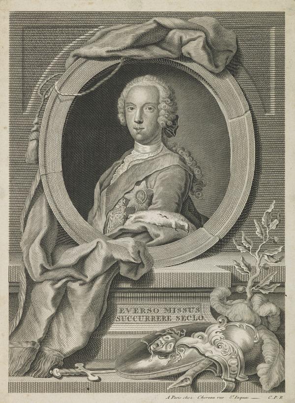 Prince Charles Edward Stuart, 1720 - 1788