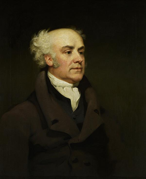 Hugh William Williams, 1773 - 1829. Artist (About 1818)