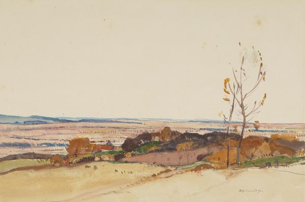 Autumn, Menteith (About 1913)