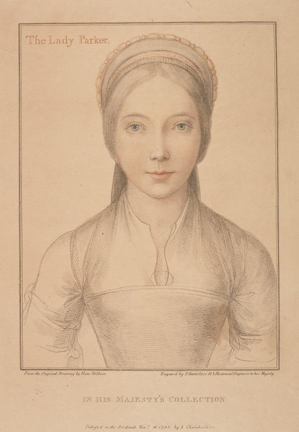 The Lady Parker (1793)