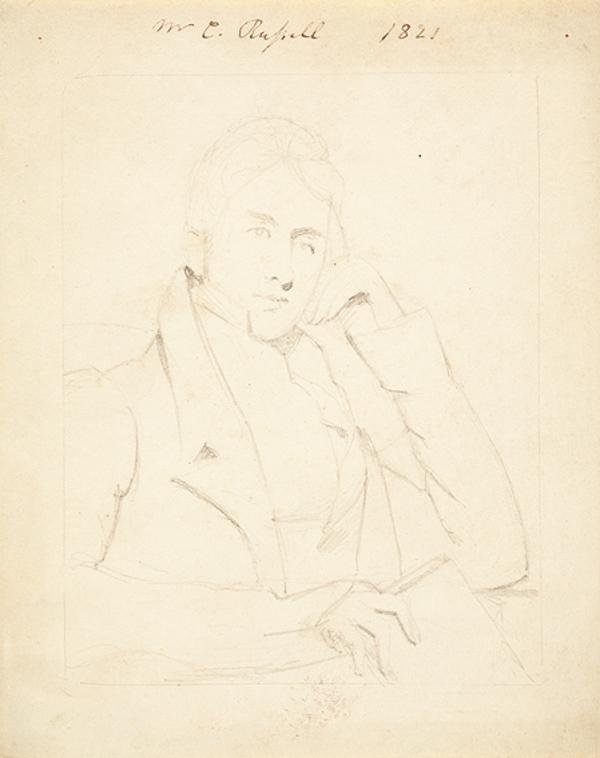 Mr C. Russell (1821)