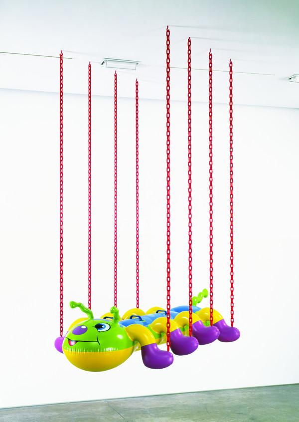 Caterpillar (with Chains)