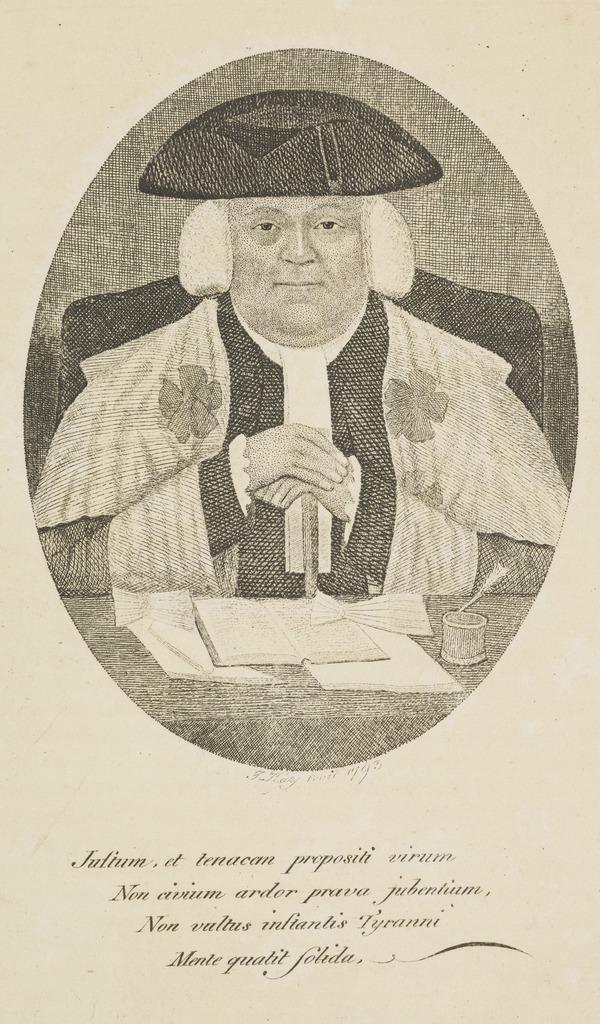 Sir David Dalrymple, 3rd Baronet Dalrymple (Lord Hailes), 1726 - 1792. Scottish judge and historian