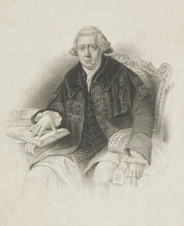 Professor John Gregory, 1724 - 1773