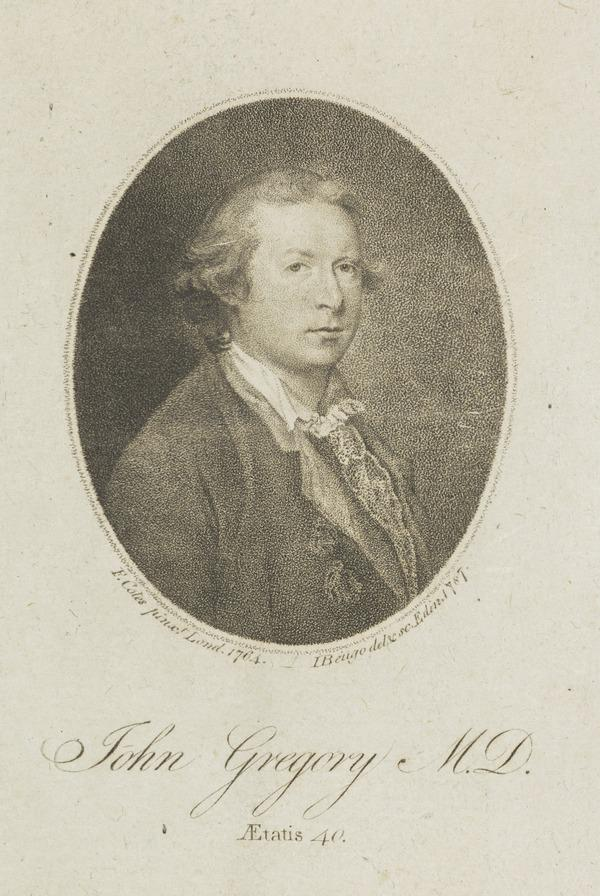Professor John Gregory, 1724 - 1773